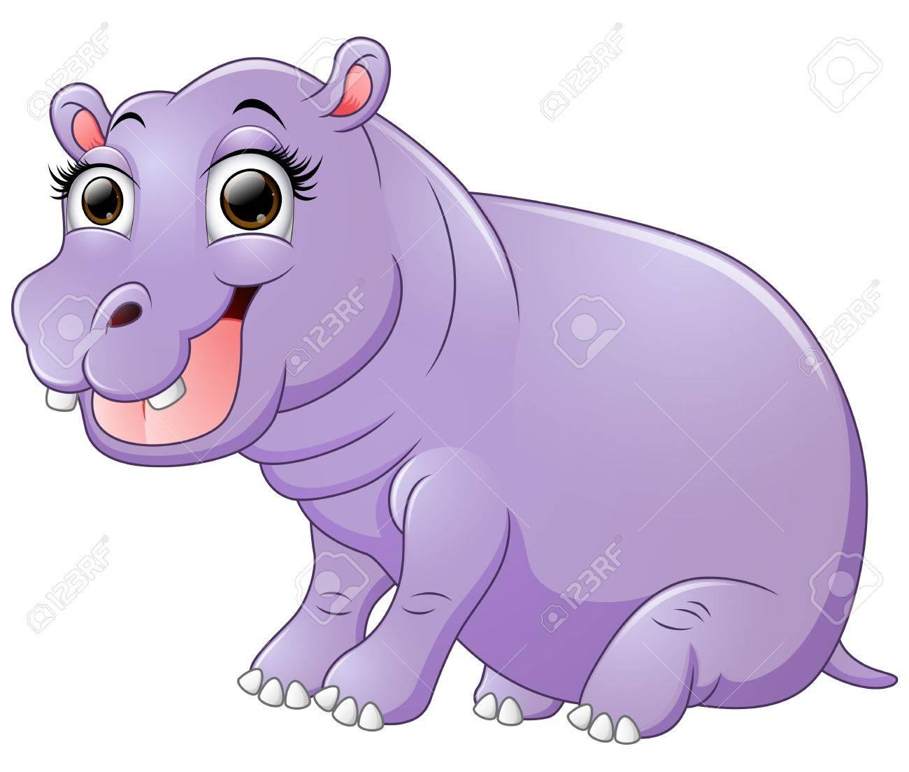 Happy The Hippo