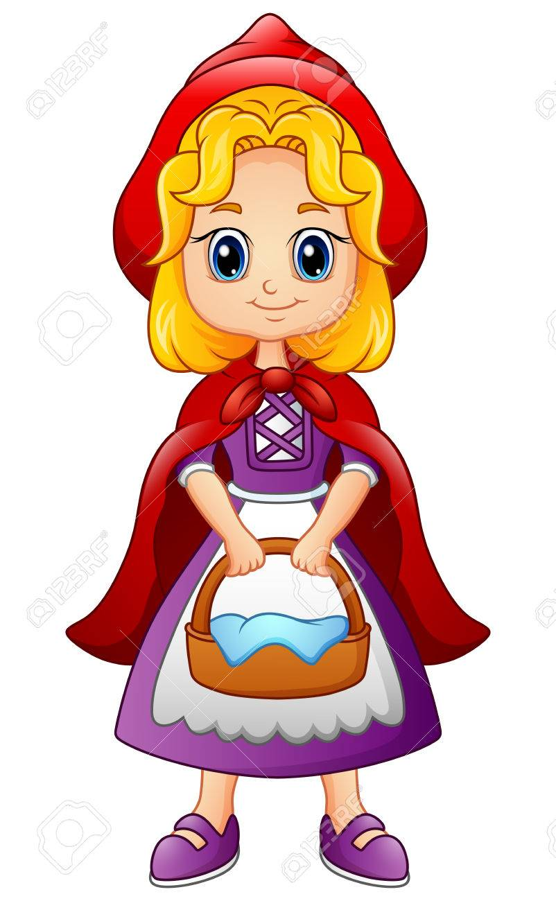 Little Red Riding Hood and Bambis Cottage
