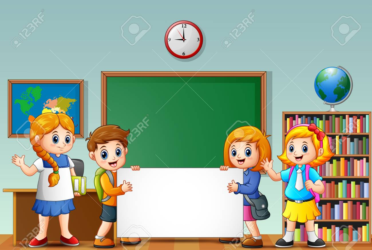 Image result for cartoon school