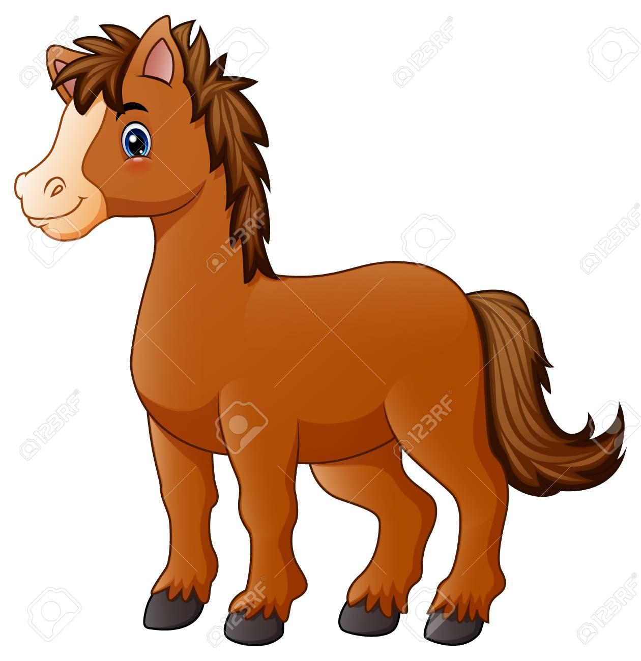 Vector illustration of brown horse cartoon royalty free cliparts vector vector illustration of brown horse cartoon publicscrutiny Choice Image