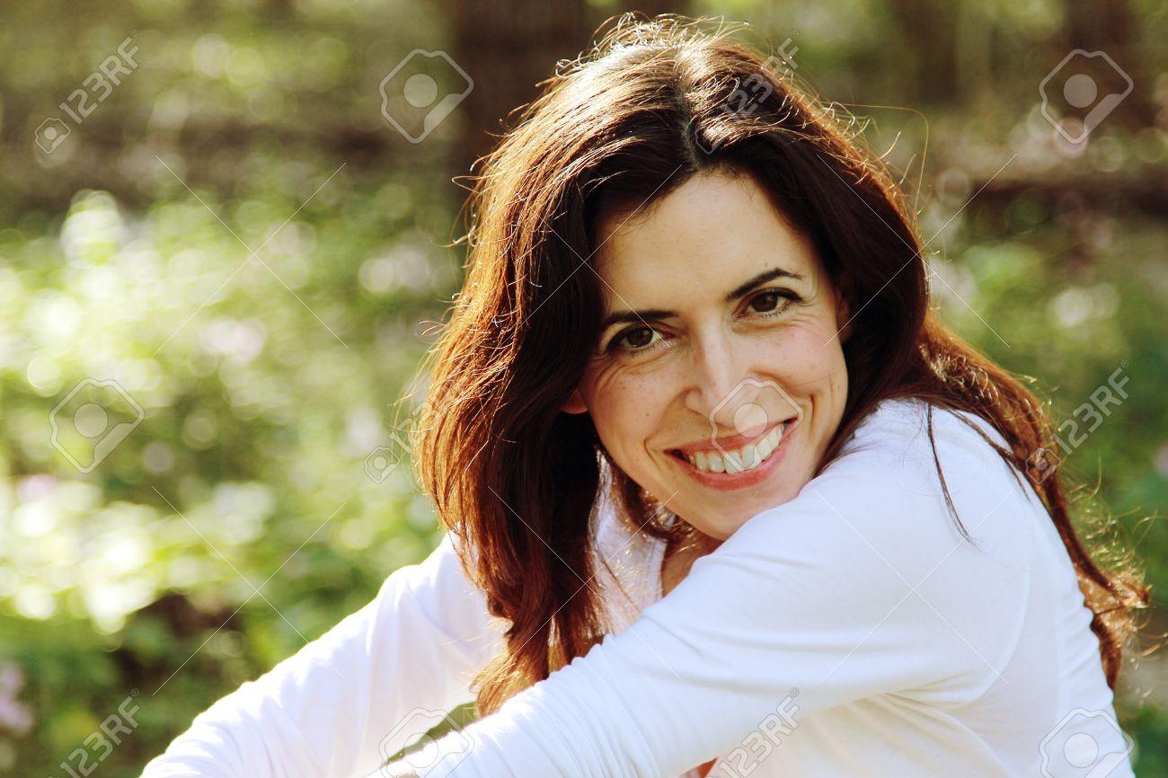 Photo femme 35 ans