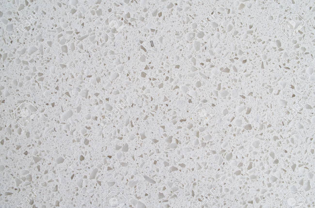 Granite Surface For Bathroom Or Kitchen White Countertop. High Resolution  Texture And Pattern. Stock
