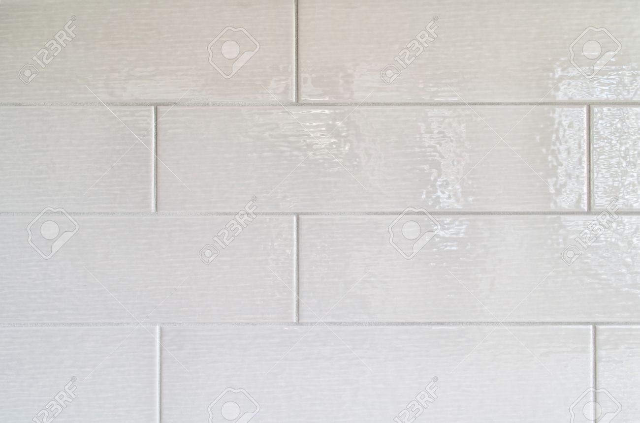Grey kitchen backsplash made with rectangular ceramic tiles stock grey kitchen backsplash made with rectangular ceramic tiles stock photo 65103559 dailygadgetfo Gallery