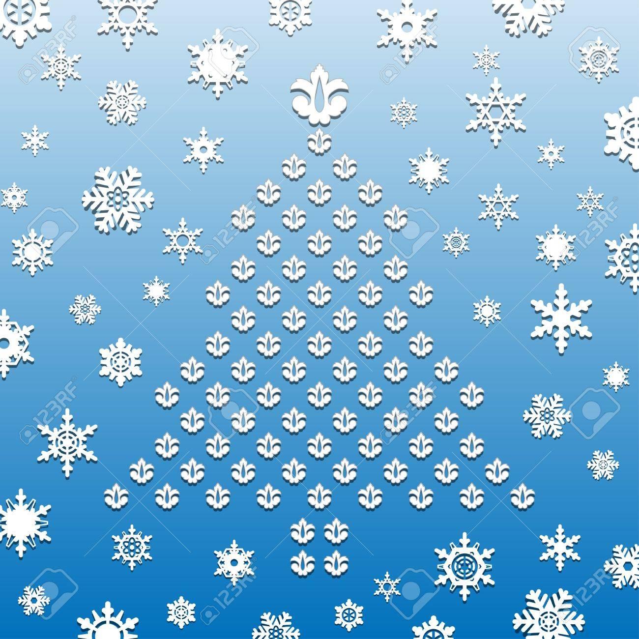 Christmas tree Stock Vector - 16984079