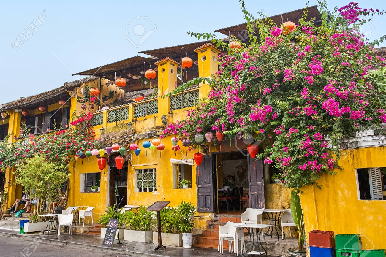 Hoi An City Centre View, Vietnam Stock Photo, Picture And Royalty ...