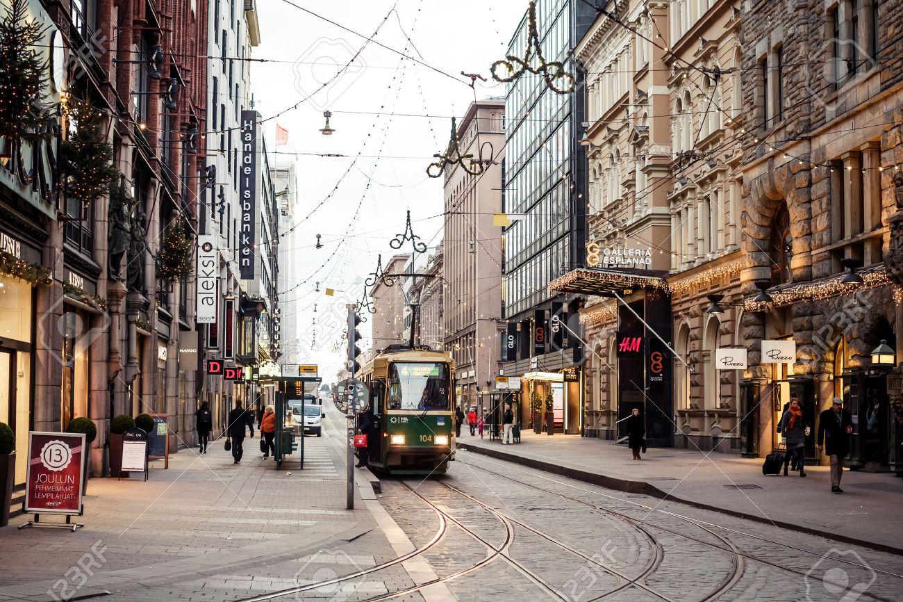 ヘルシンキ, フィンランド - 201...