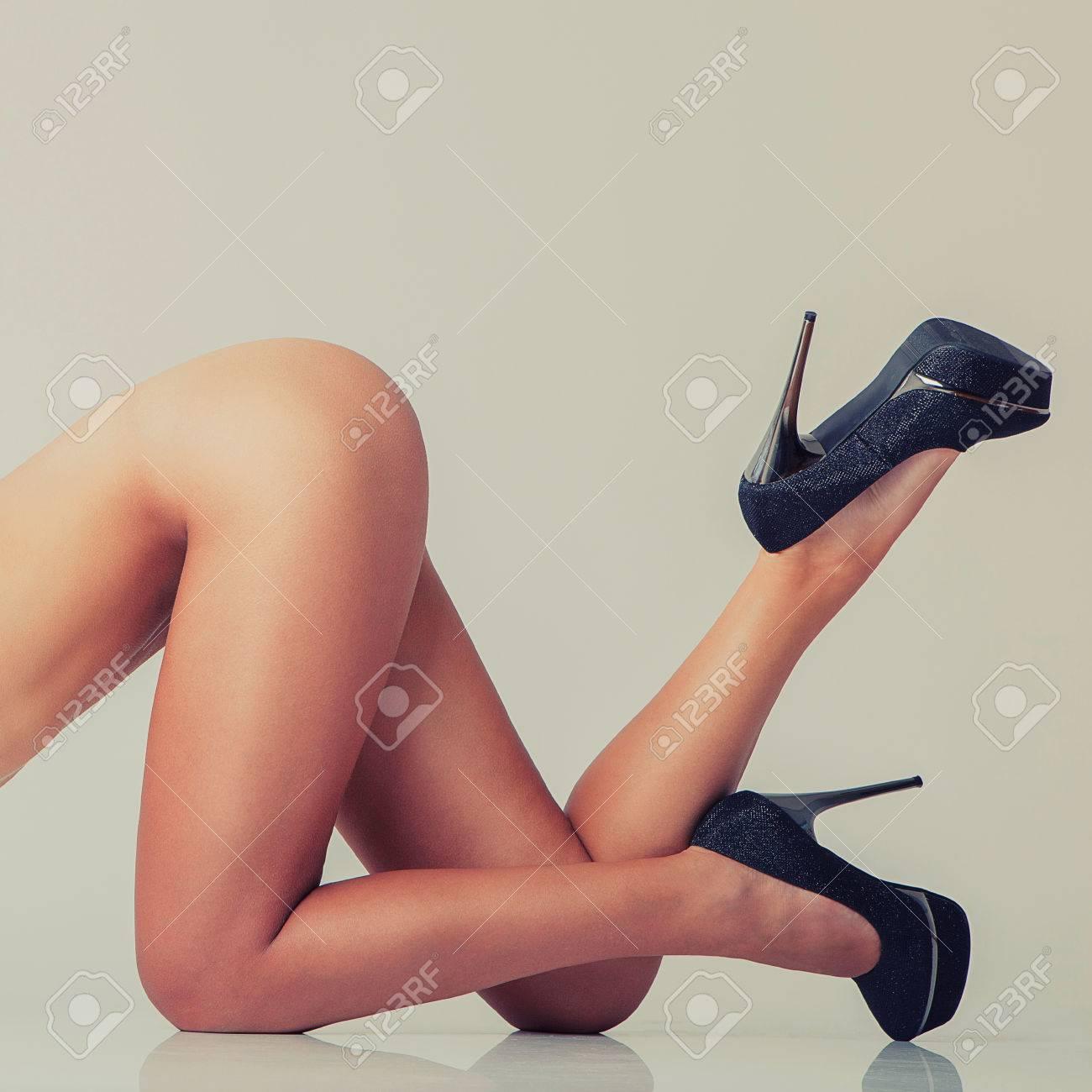 Long sexy legs