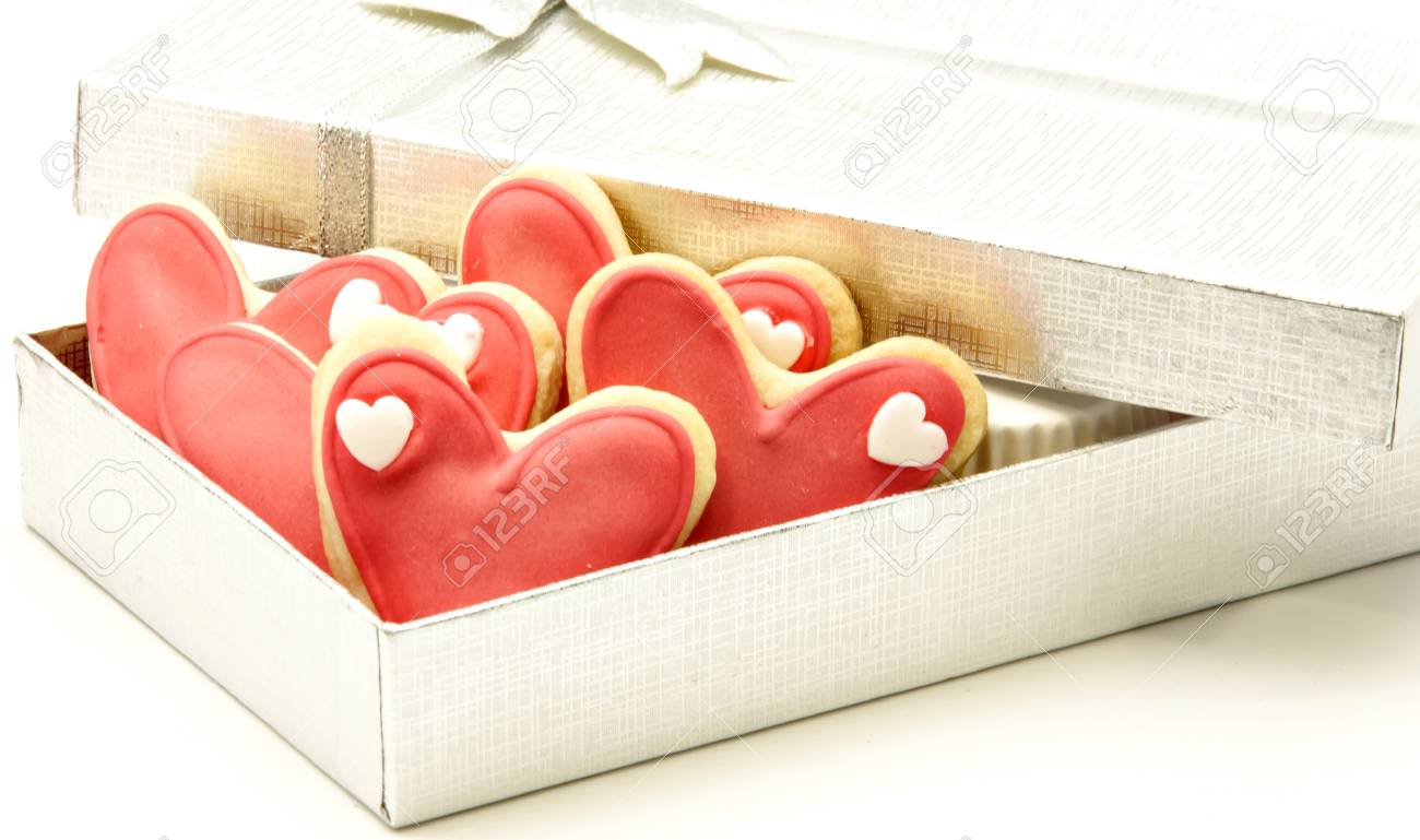 Cookies decorated with wedding Stock Photo - 19256211