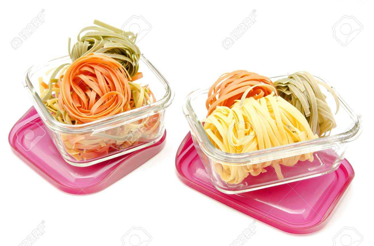 Nest egg Italian pasta Stock Photo - 21814818