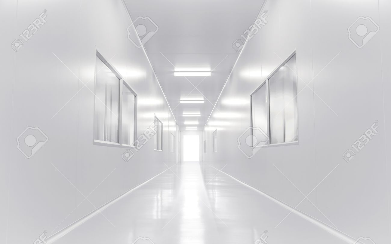 modern science lab room opened door with lighting from outside hospital background factory background & Modern Science Lab Room Opened Door With Lighting From Outside ...