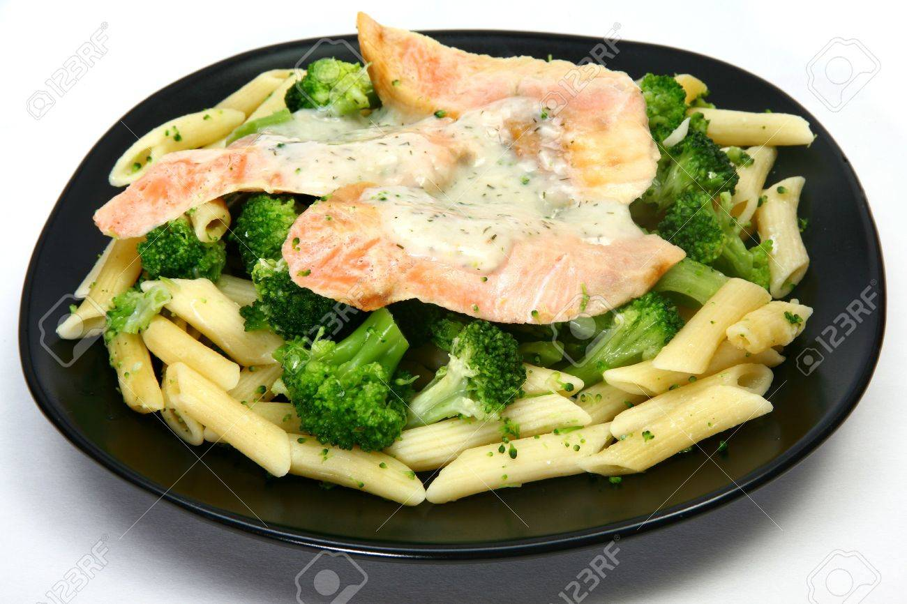 Recipe Salmon Fillets With Creamy Dill 19