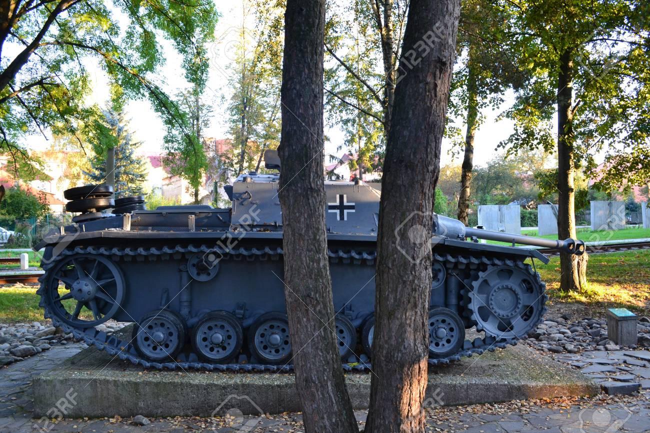 Panzer / Slovakia Banska Bystrica 28 September 2014 Military