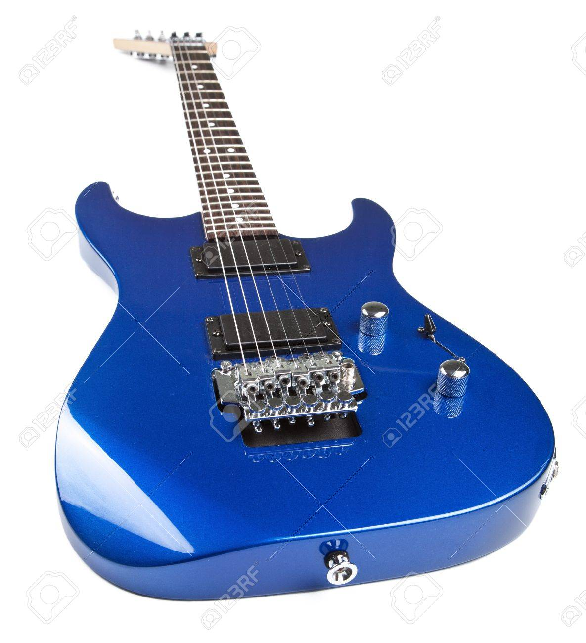 electric guitar isolated Stock Photo - 10022839