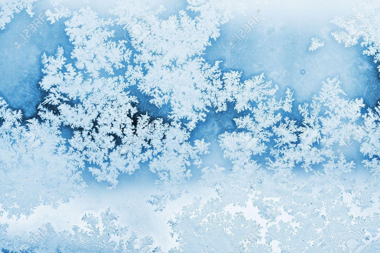 winter rime background Stock Photo - 16235877