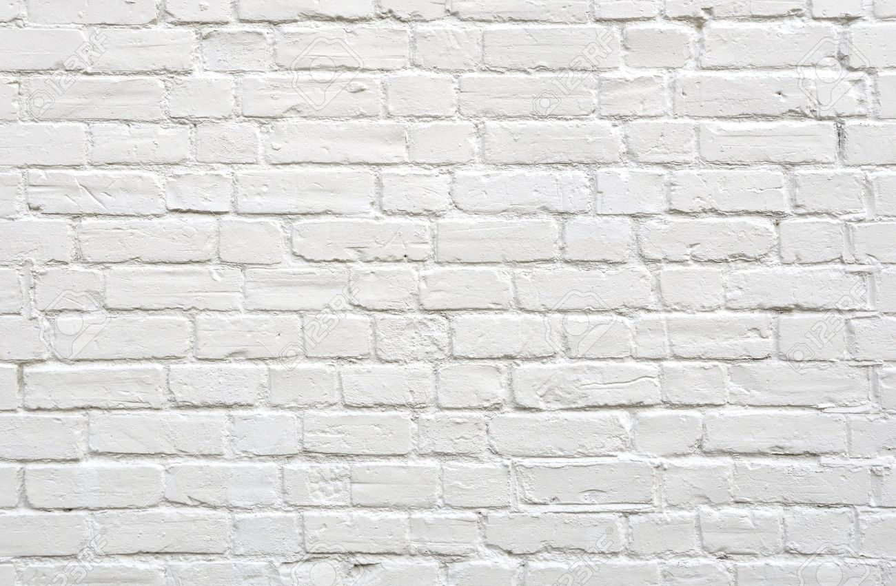 White Brick Wall Background Stock Photo, Picture And Royalty Free Image.  Image 11365561.