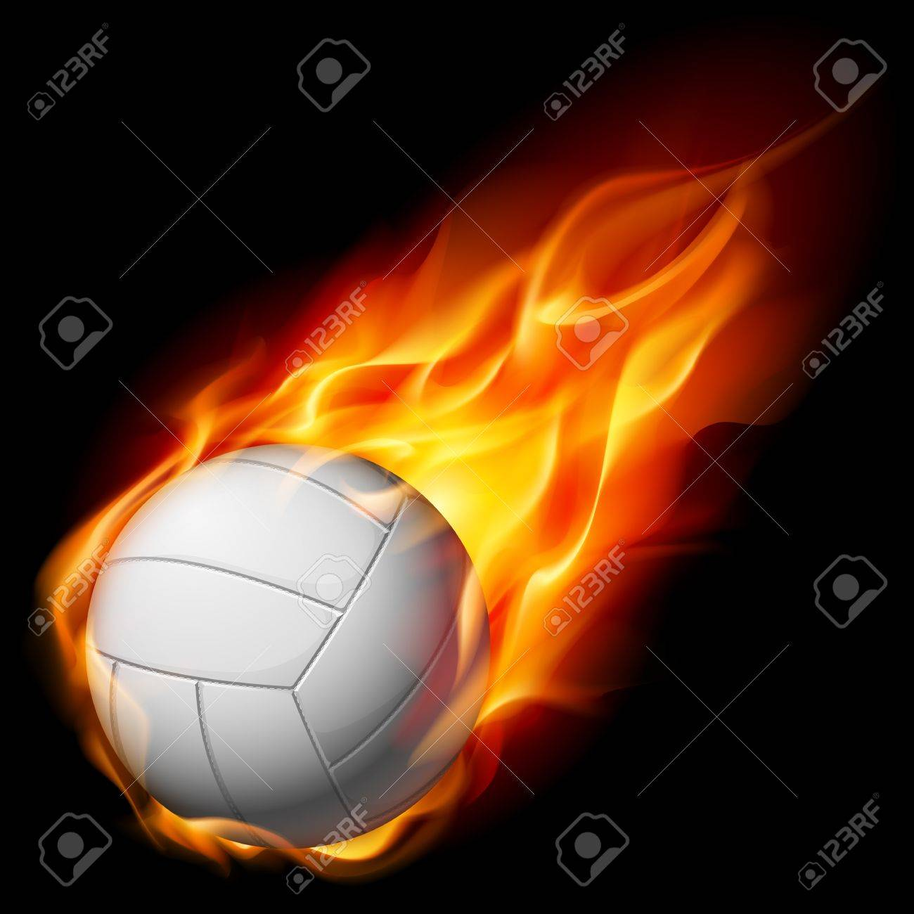 16,585 Volleyball Stock Vector Illustration And Royalty Free ...