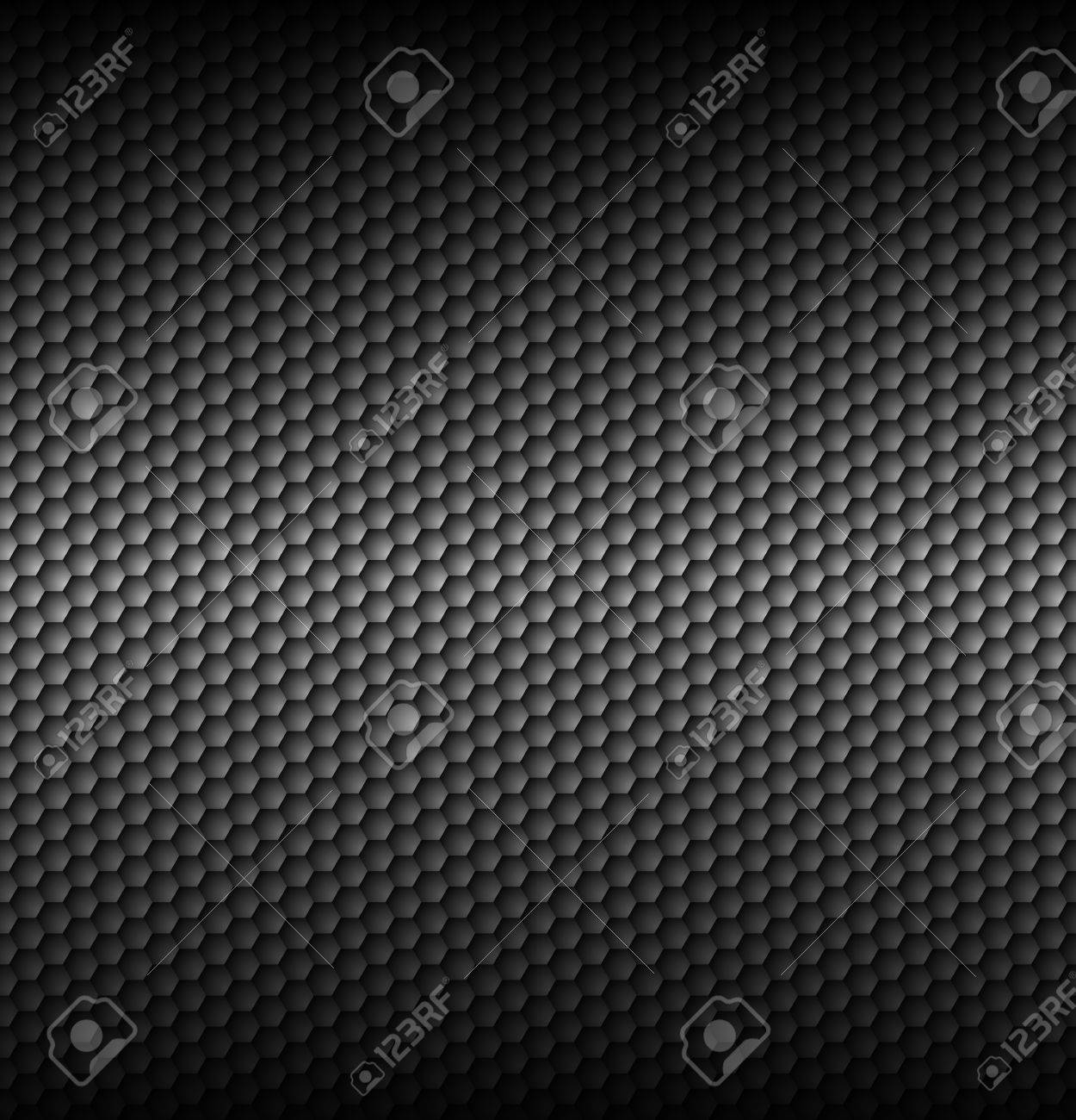 Honeycomb gray textures. Illustration for design Stock Vector - 17616909