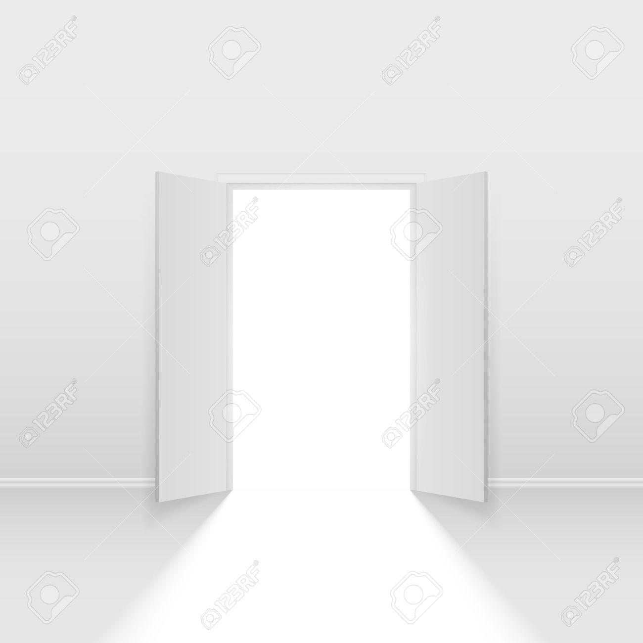 Double door clipart - Double Door Clipart 15
