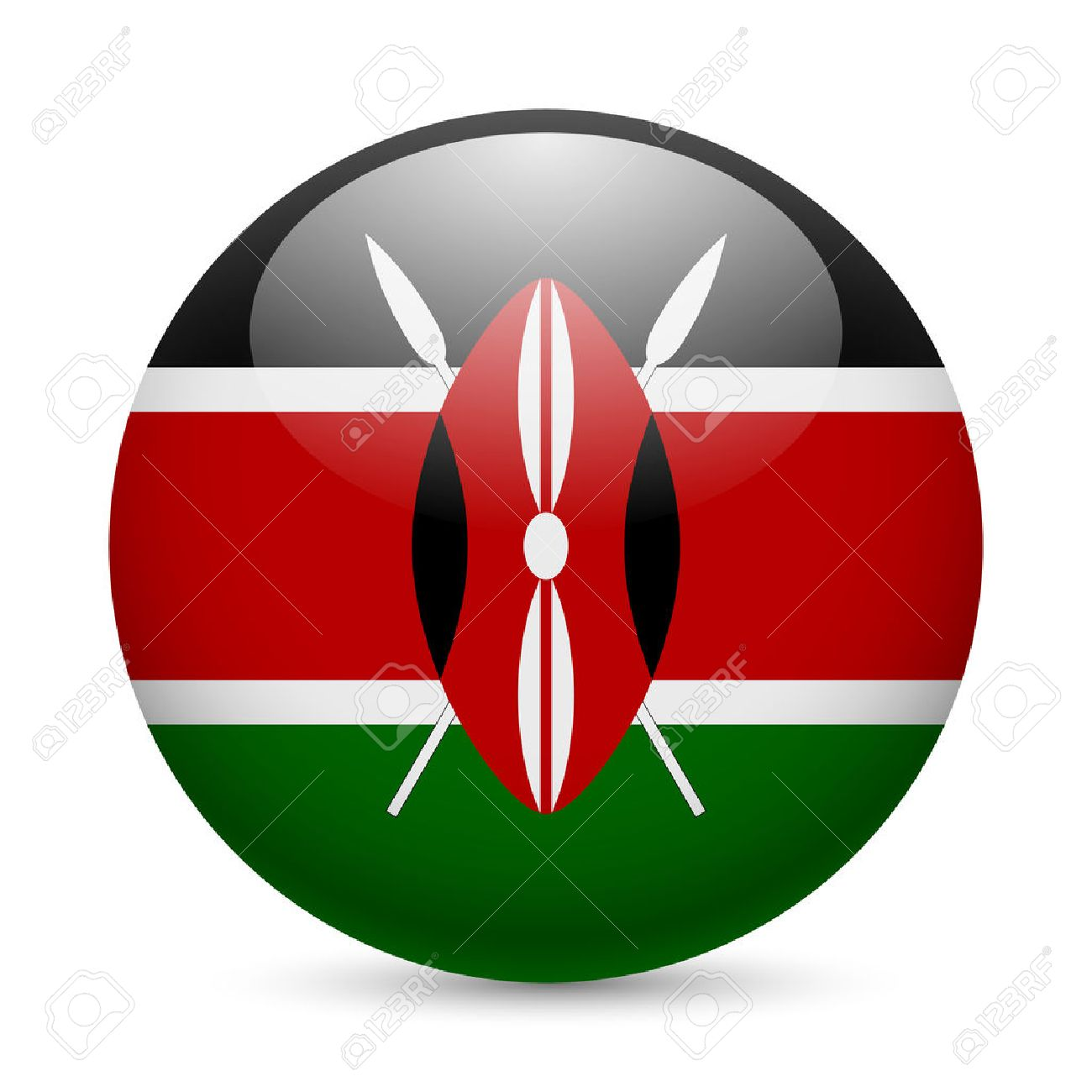 Image result for kenyan flag in sircare