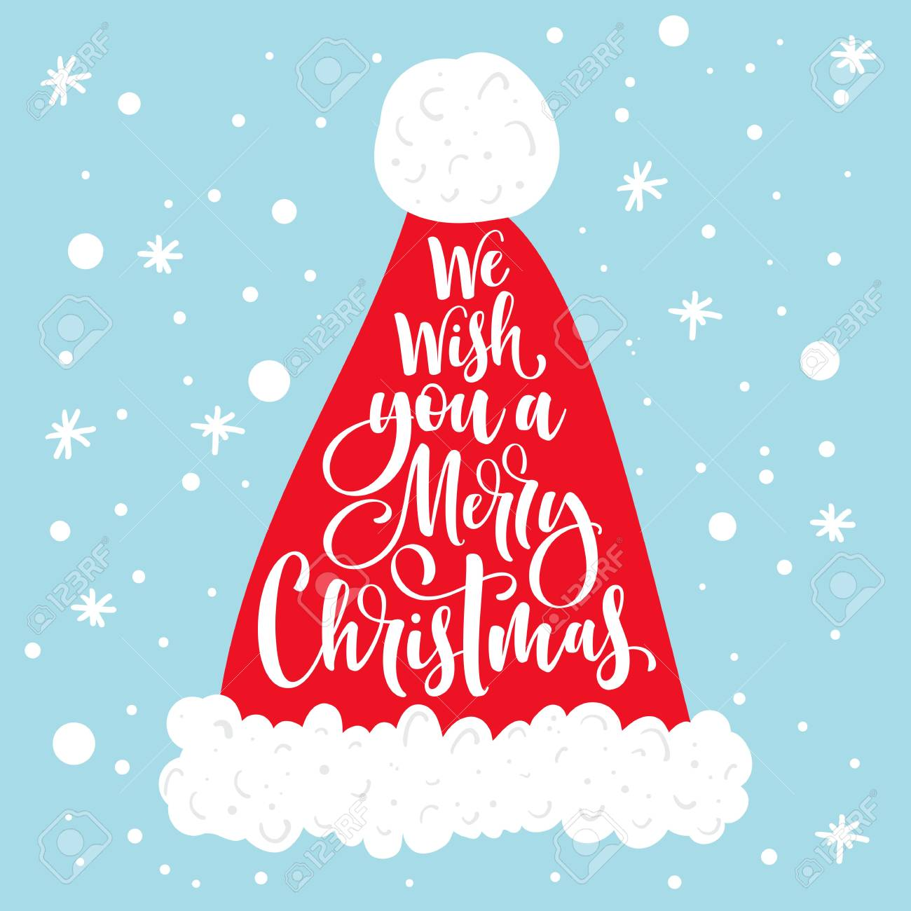 Merry Christmas Images Free.We Wish You A Merry Christmas Text Calligraphy Text For Greeting