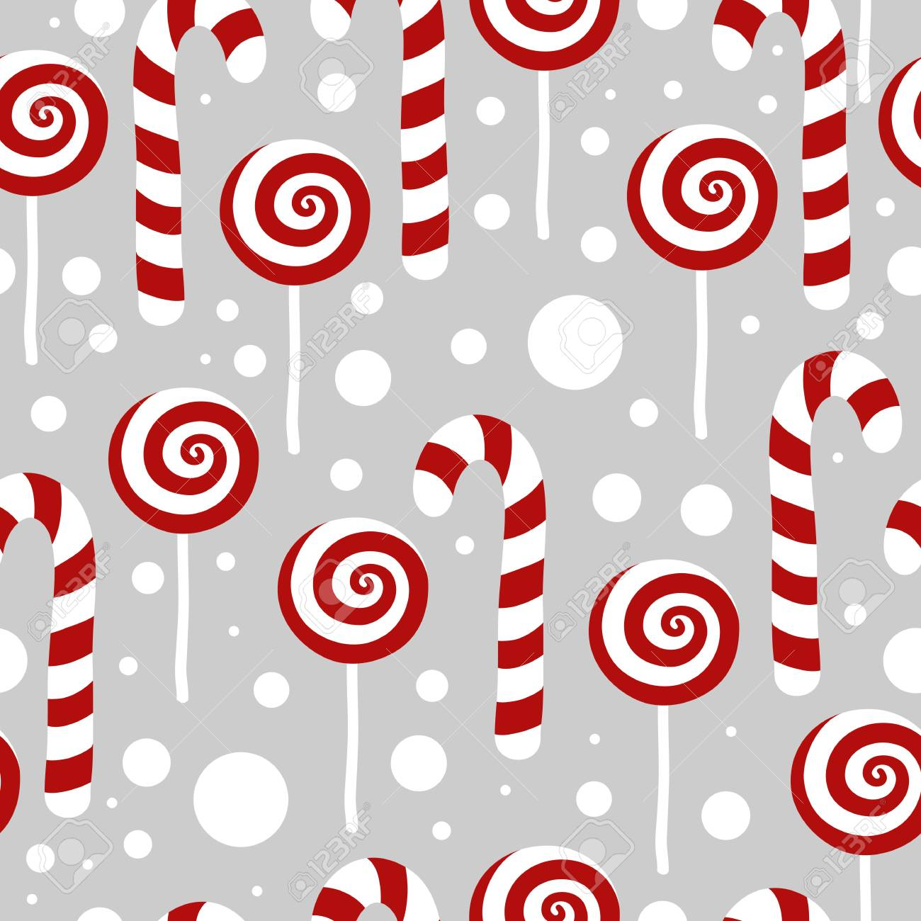 candy seamless christmas pattern vector winter holidays print stock photo picture and royalty free image image 87239314 candy seamless christmas pattern vector winter holidays print