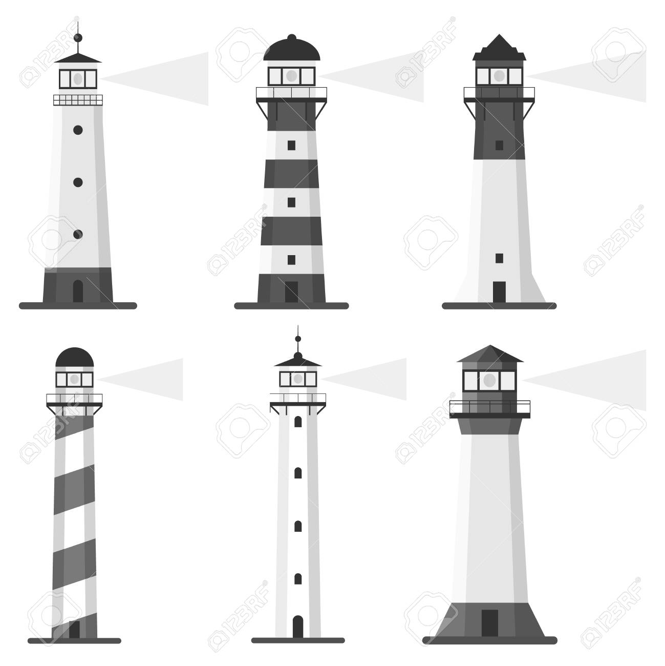 How to set the lighthouses 82
