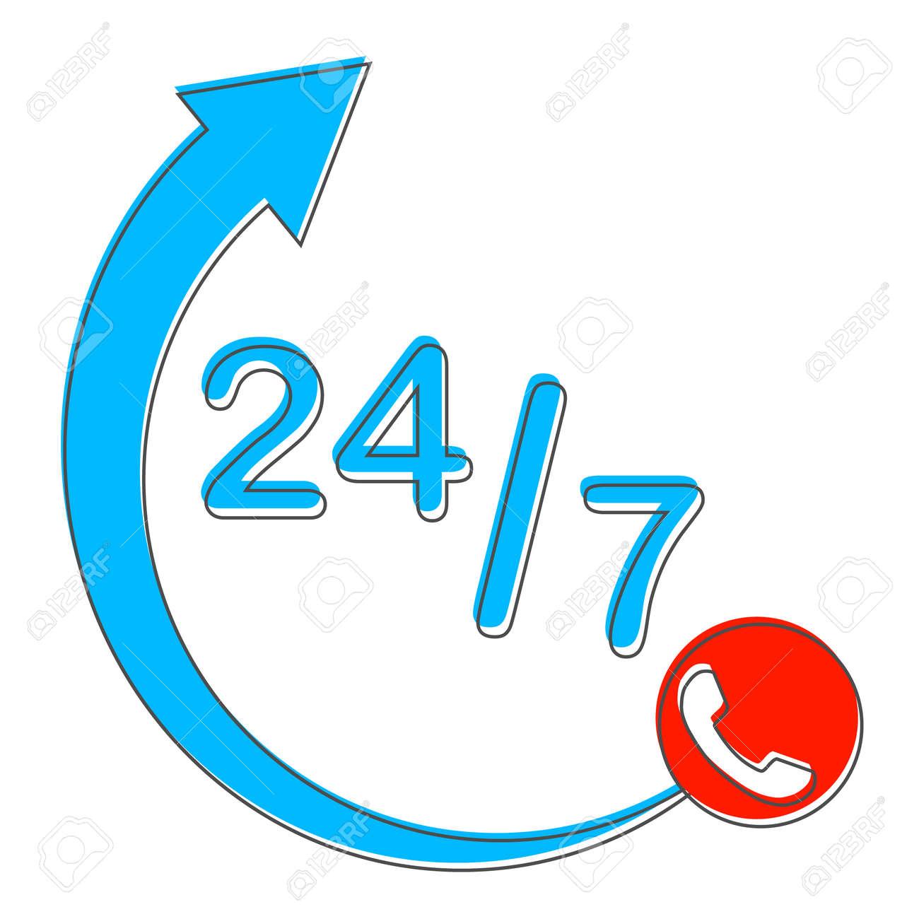 Customer support, call center. Vector illustration Vector - 167578790