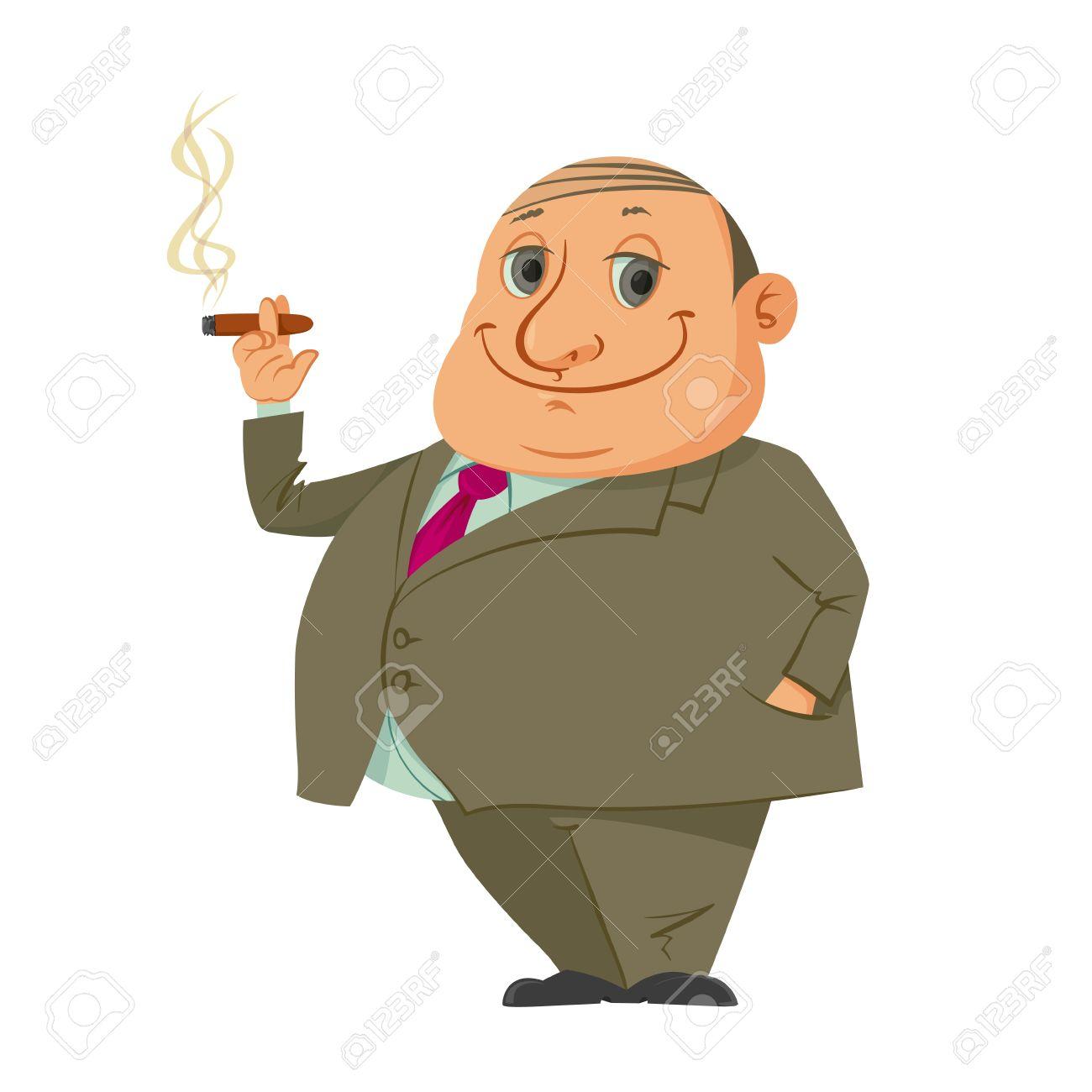 Showing post & media for Rich man cartoon | www.cartoonsmix.com