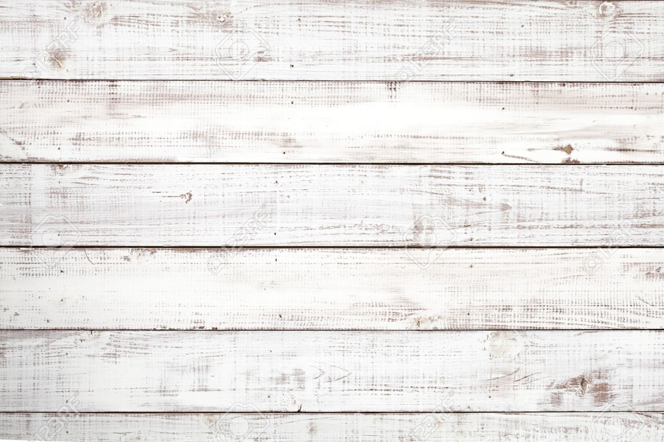 Wooden white board texture background Stock Photo - 41436973
