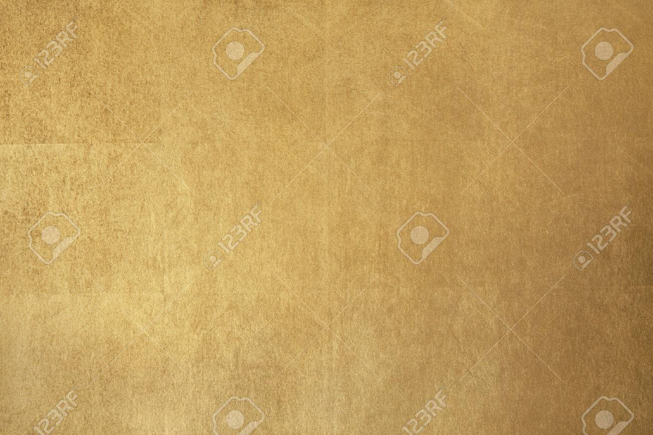 Gold paper texture background - 56569762