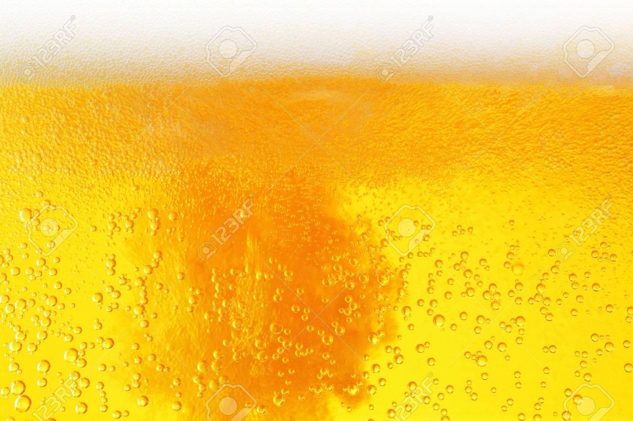 Beer close-up background - 64154725