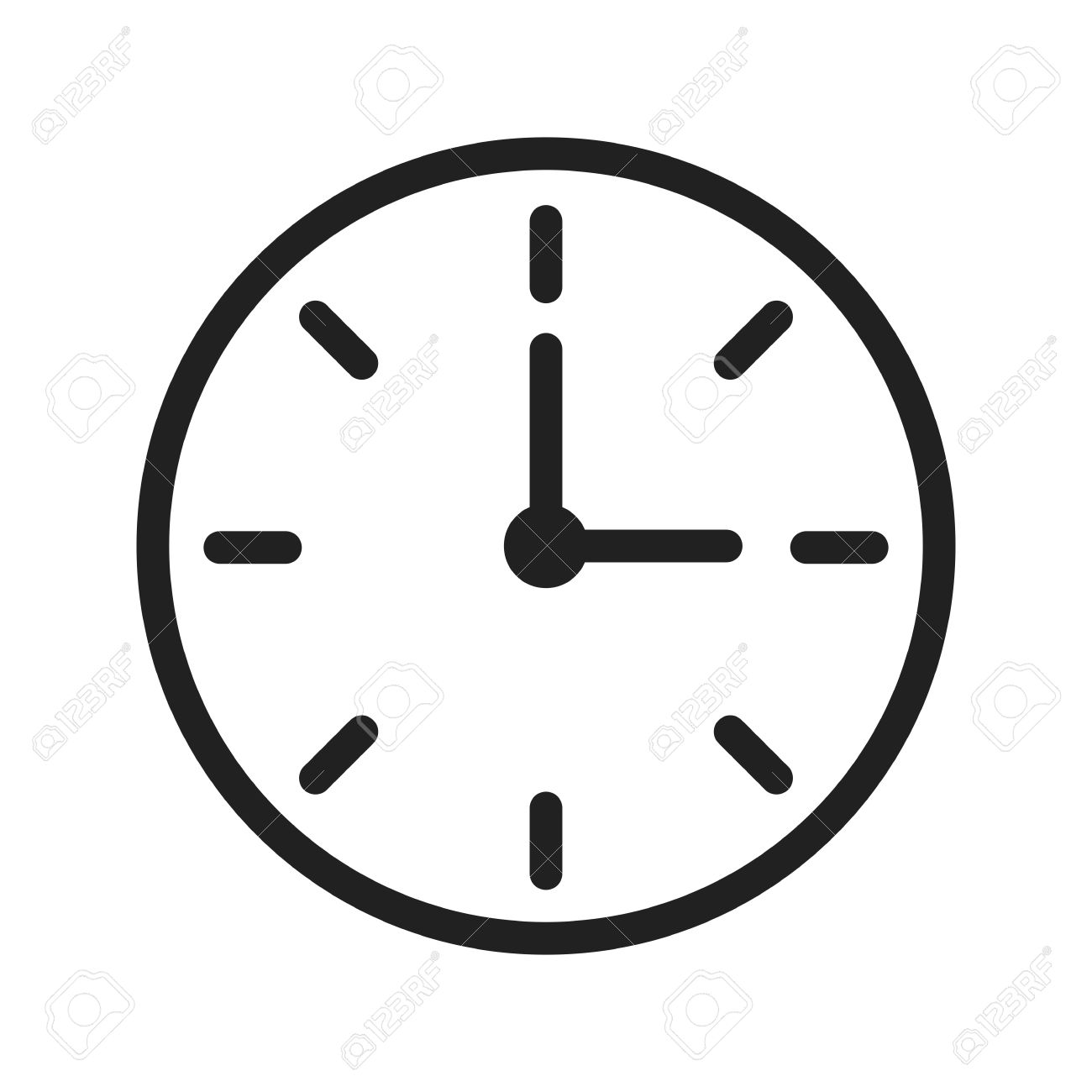 clock watch time icon vector image can also be used for banking rh 123rf com watch victorious watch victoria