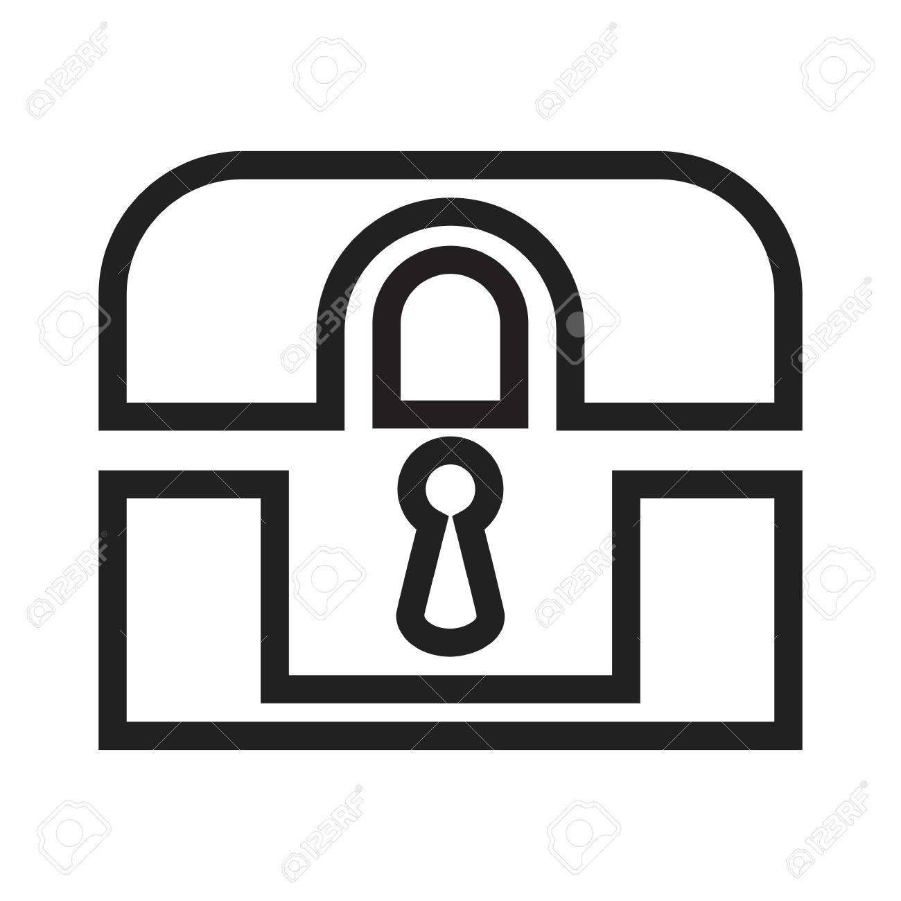 Lock box safe locker icon vector image can also be used for lock box safe locker icon vector image can also be used for biocorpaavc Gallery