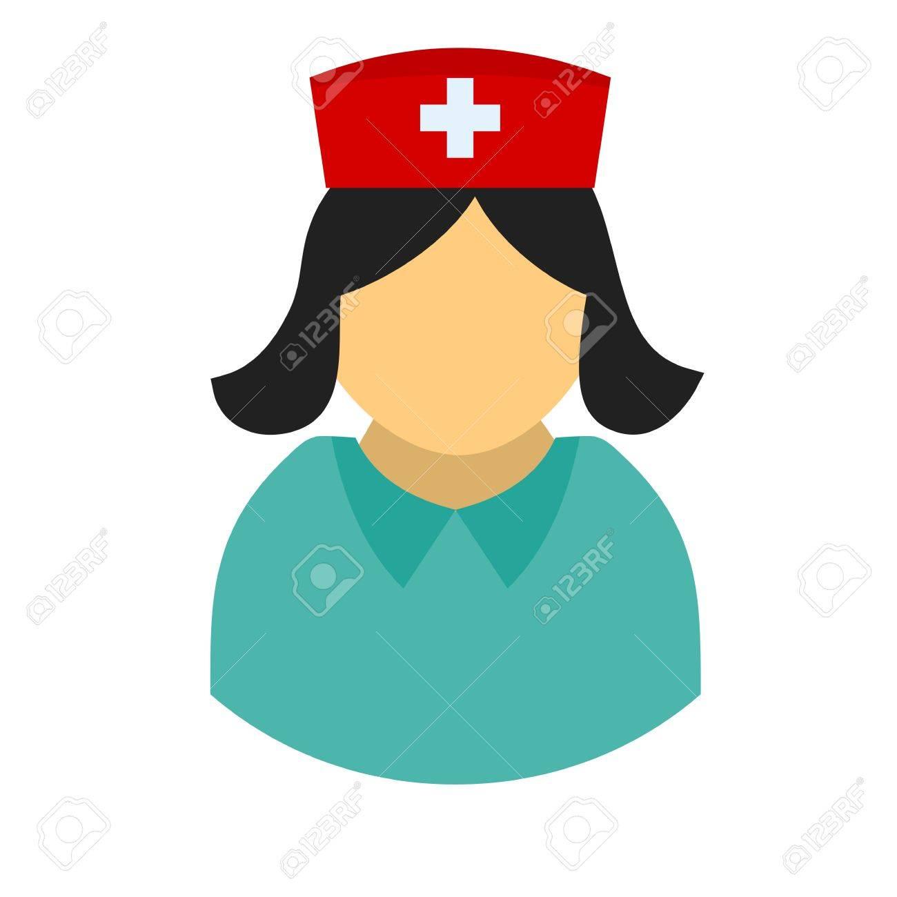 Nursegirl woman female doctor icon vector image can also nursegirl woman female doctor icon vector image can also be used buycottarizona