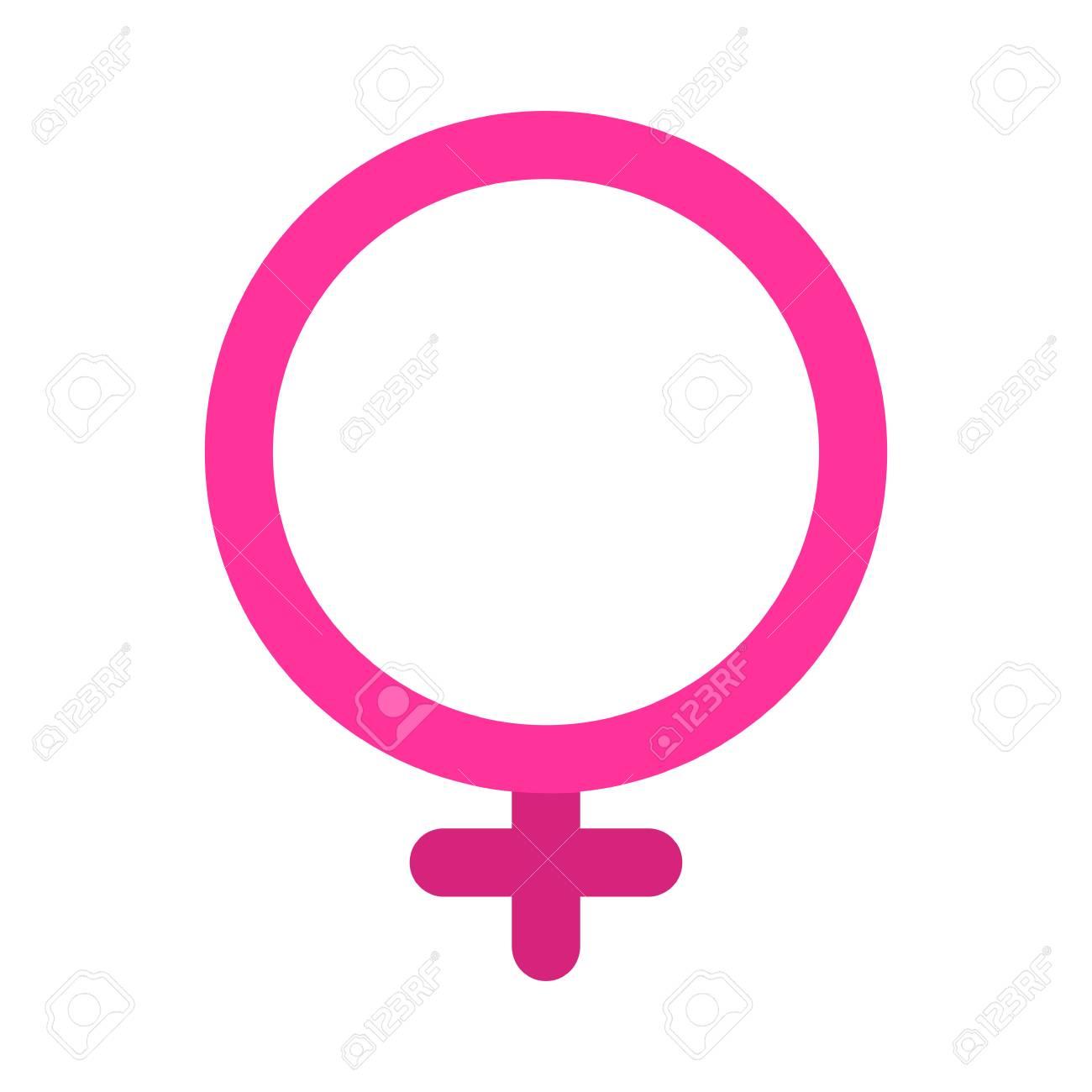 weibliches zeichen