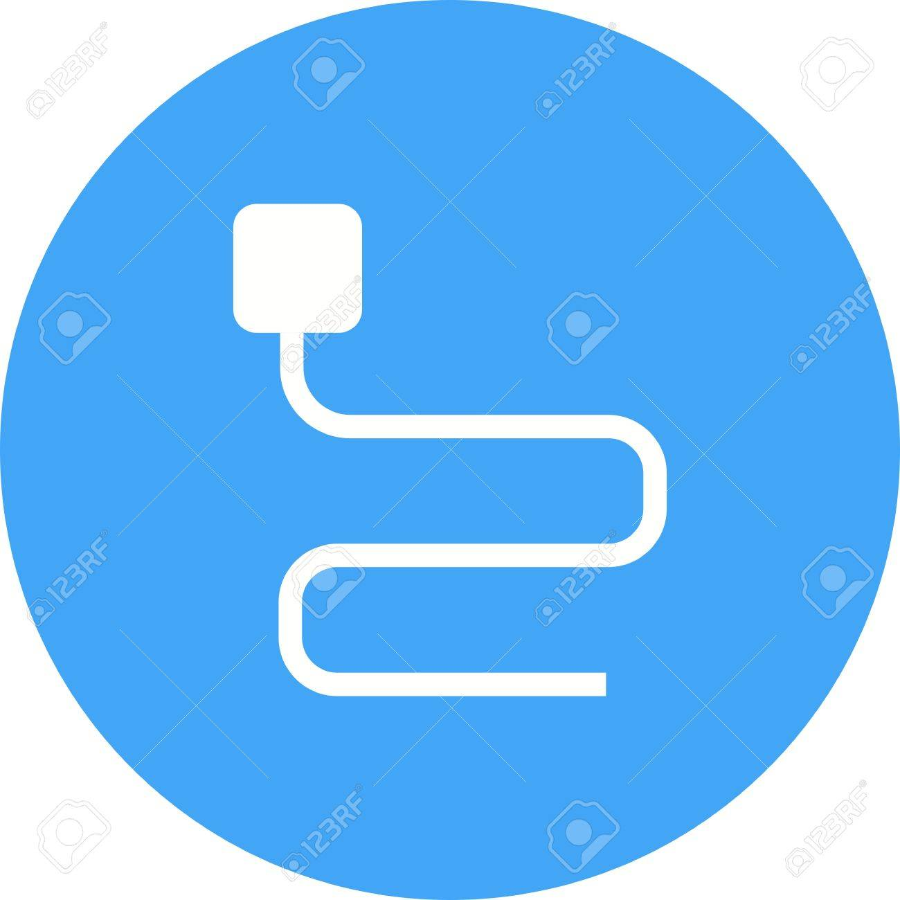 41366225 Cable cord wire icon vector image Can also be used for computer and hardware Suitable for use on web Stock Vector cable, cord, wire icon vector image can also be used for computer icon for writing at gsmportal.co