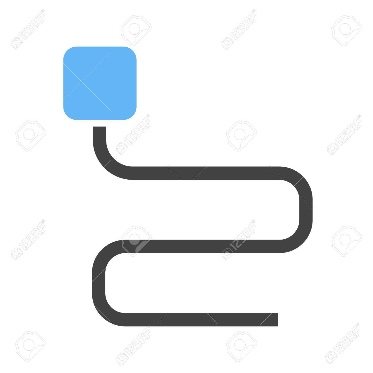 Ungewöhnlich Drahtsymbol Zeichnung Zeitgenössisch - Elektrische ...