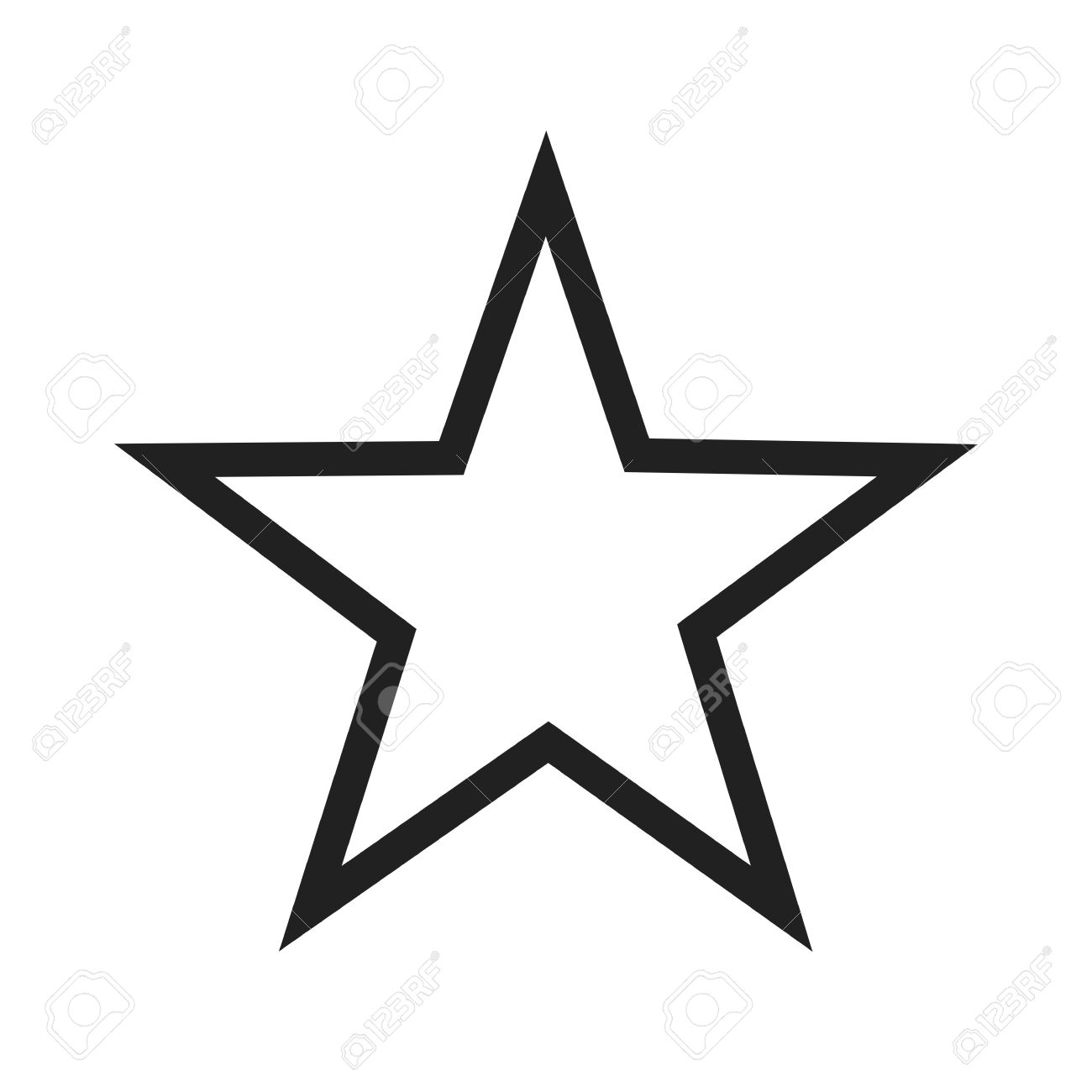 star stars award icon vector image can also be used for shapes rh 123rf com vector star wars victor starspeeder