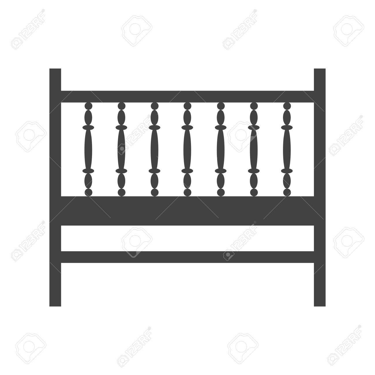 Magnífico Muebles Cunas Utilizado Viñeta - Muebles Para Ideas de ...