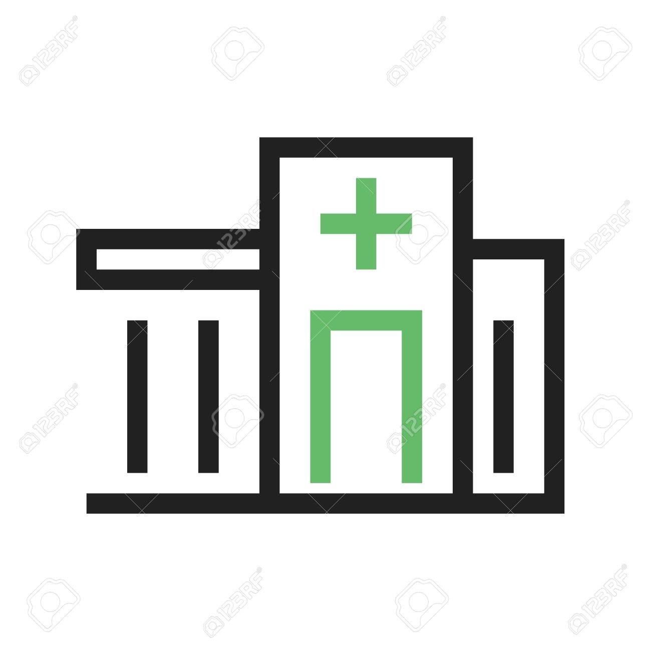 Emergency room hospital icon vector imagen also be used emergency room hospital icon vector imagen also be used for building and buycottarizona Images