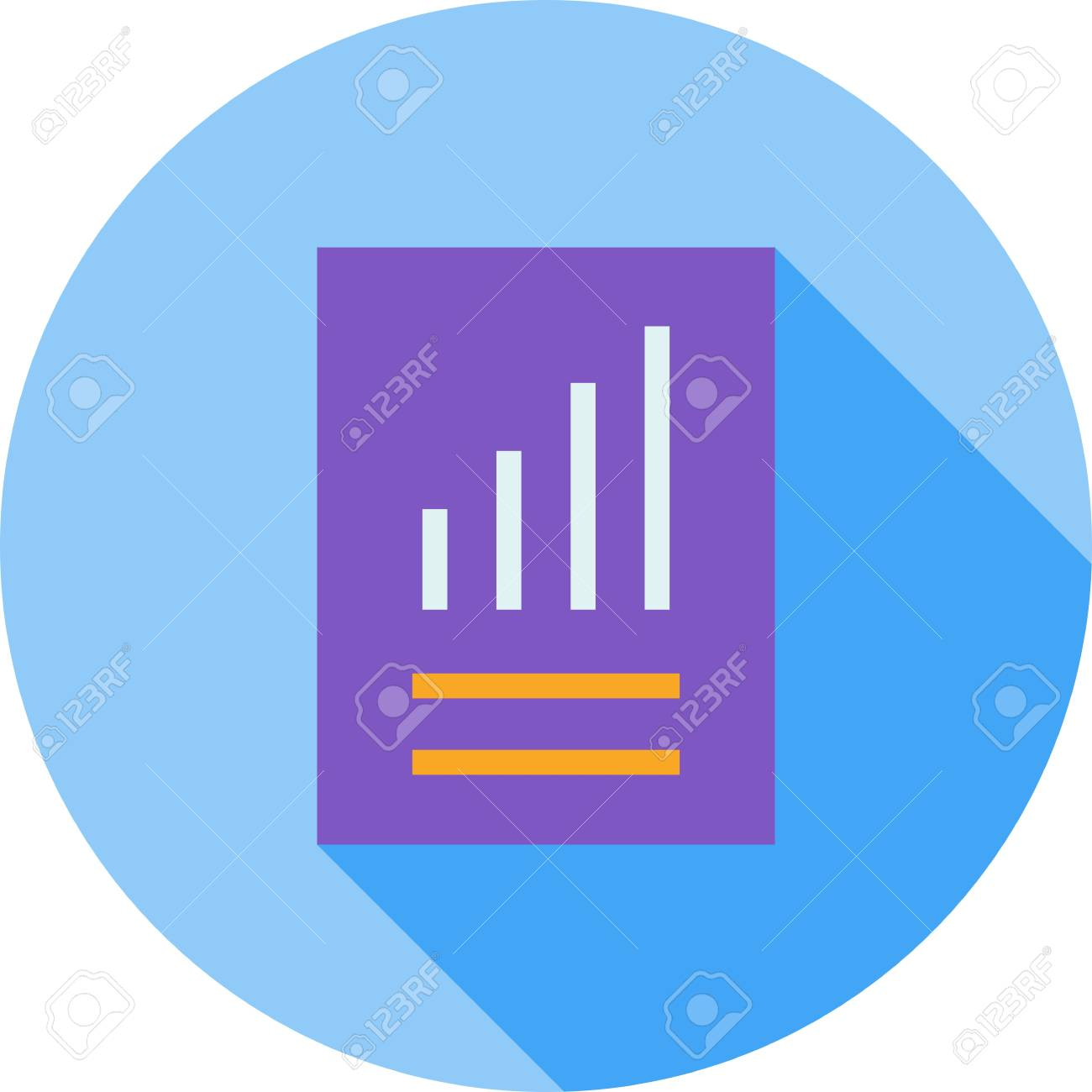 Documents, report, file icon vector image  Can also be used for