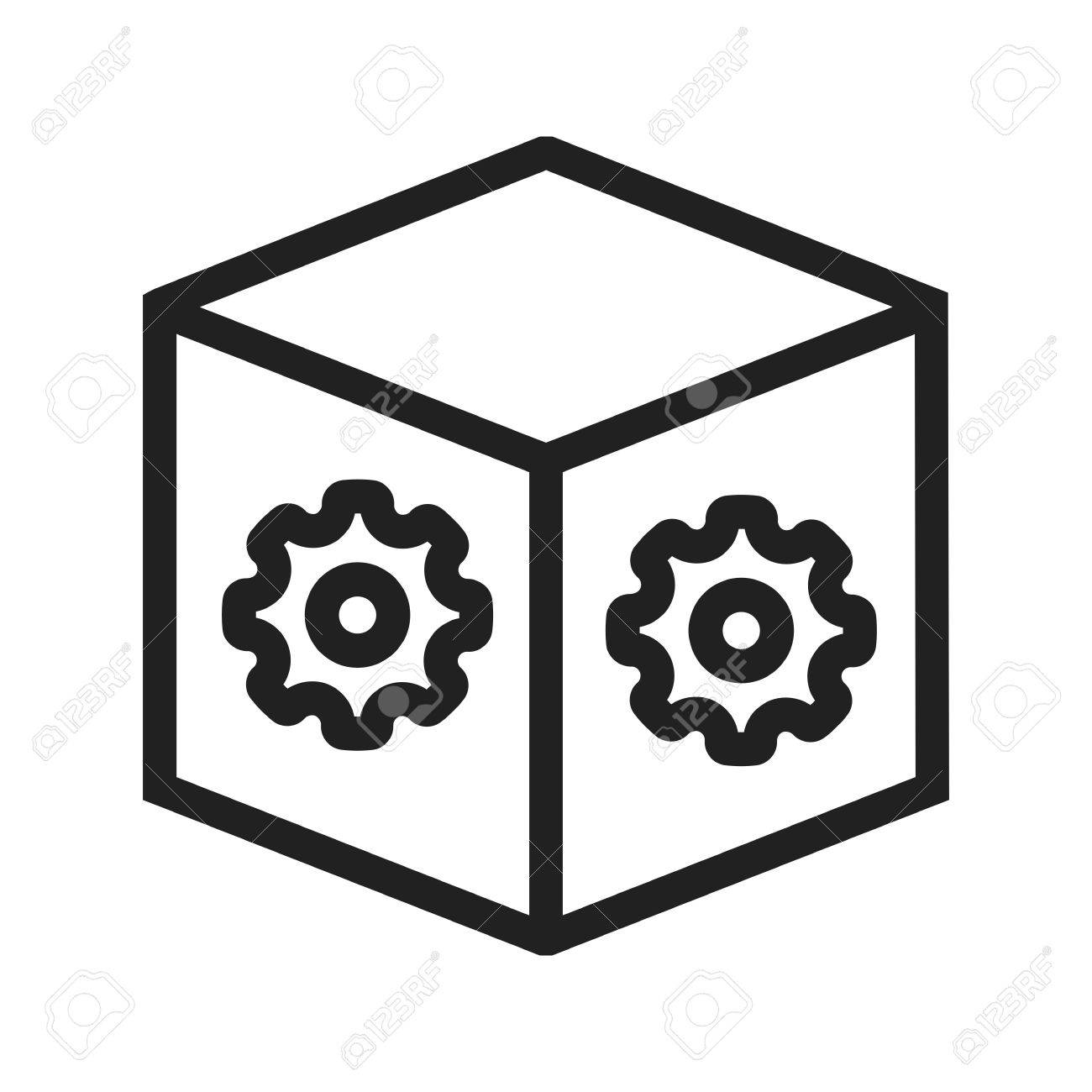 Dropbox business growth icon vector image can also be used dropbox business growth icon vector image can also be used for marketing biocorpaavc Gallery
