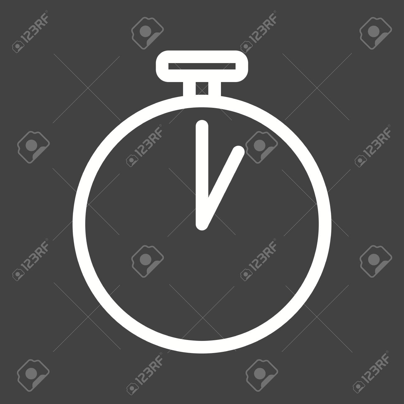 Camera Camera Timer App camera timer film icon vector image can also be used for picture editing