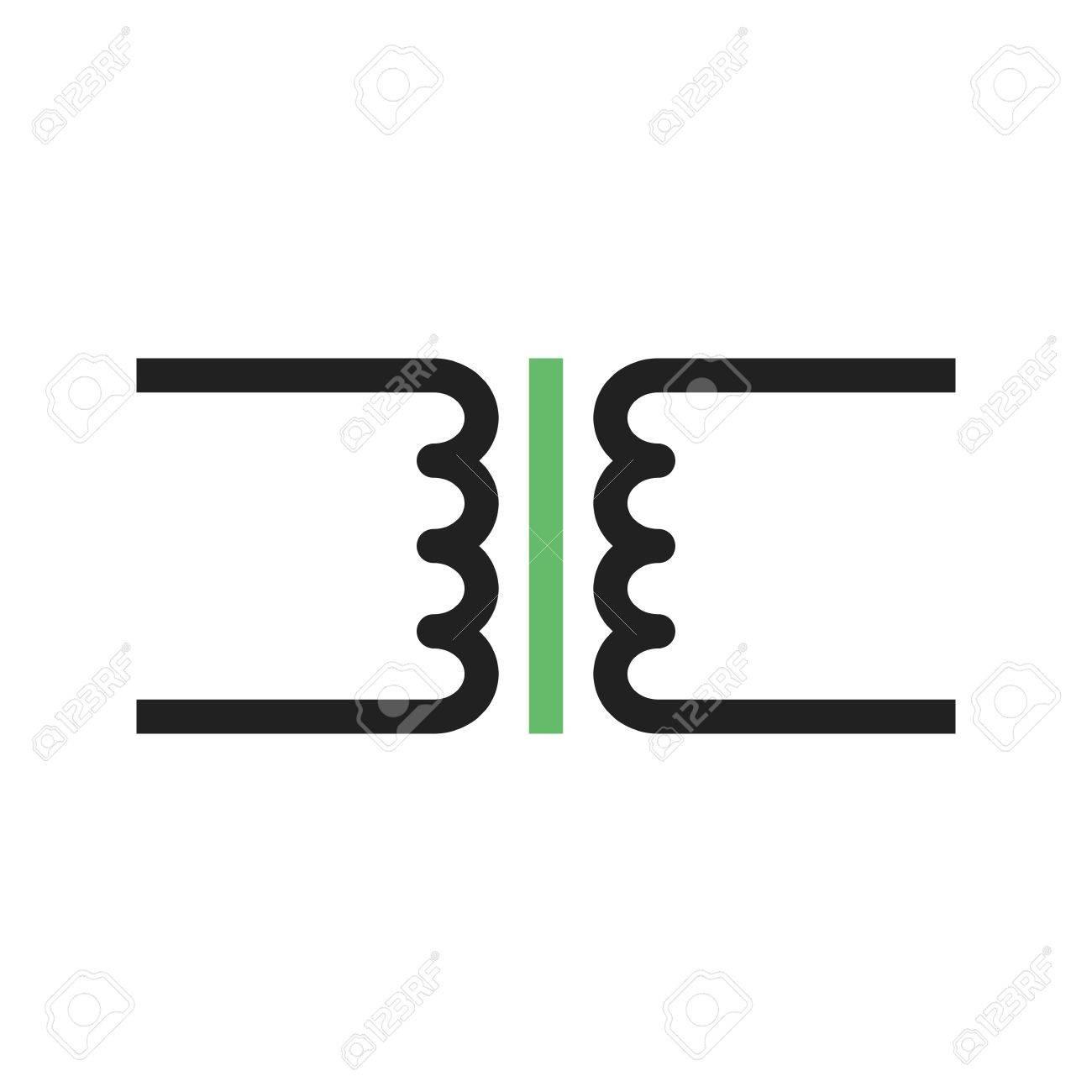 Nett Symbol Der Drossel Fotos - Schaltplan Serie Circuit Collection ...