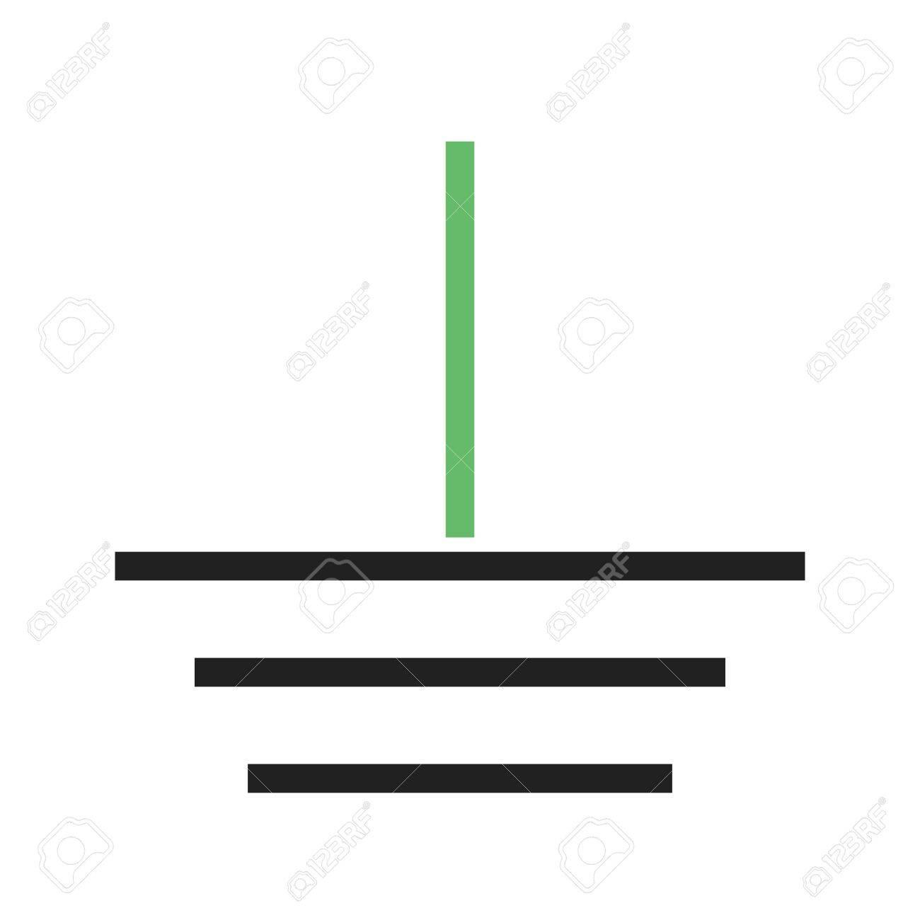 Elektriker, Draht, Erde Symbol Vektor-Bild. Kann Auch Für ...