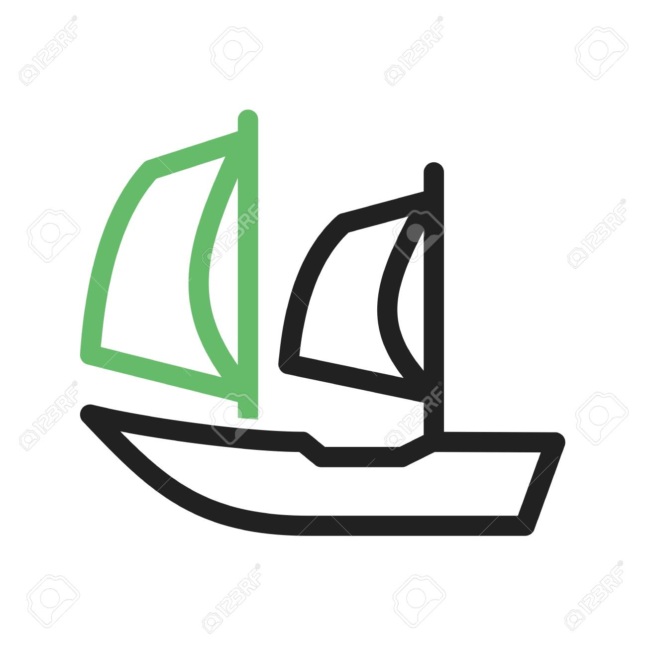 Cruise ship beautiful icon vector image can also be used for cruise ship beautiful icon vector image can also be used for sea biocorpaavc Choice Image