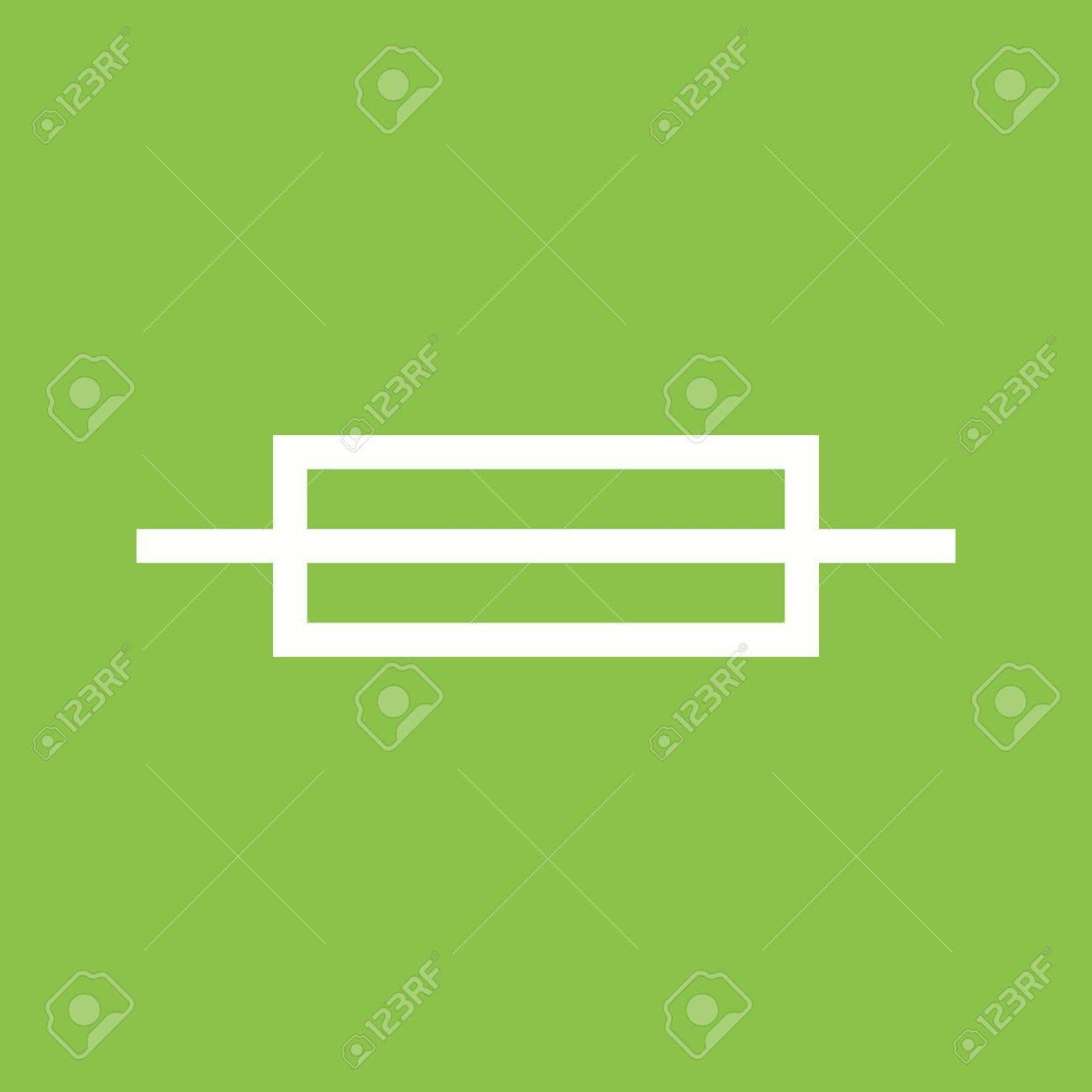 fuse box electric icon vector image can also be used for fuse box electric icon vector image can also be used for electric circuits
