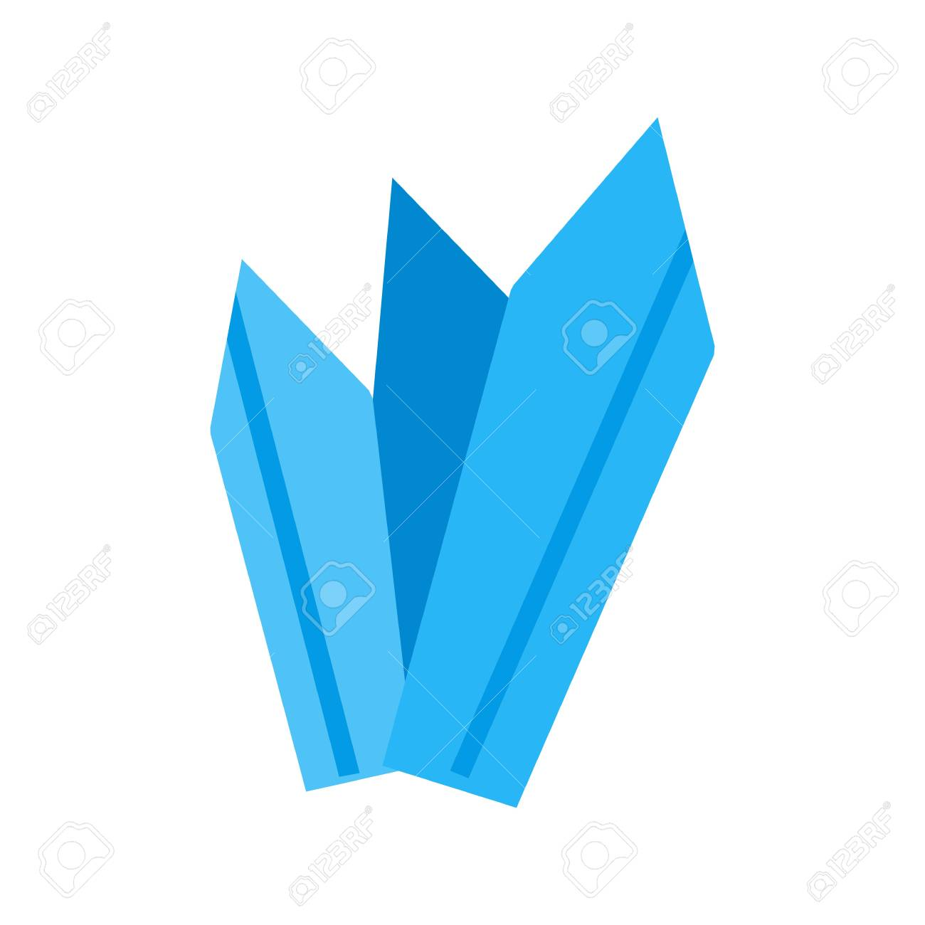 Icicles snow ice icon vector image can also be used for winter icicles snow ice icon vector image can also be used for winter jeuxipadfo Choice Image