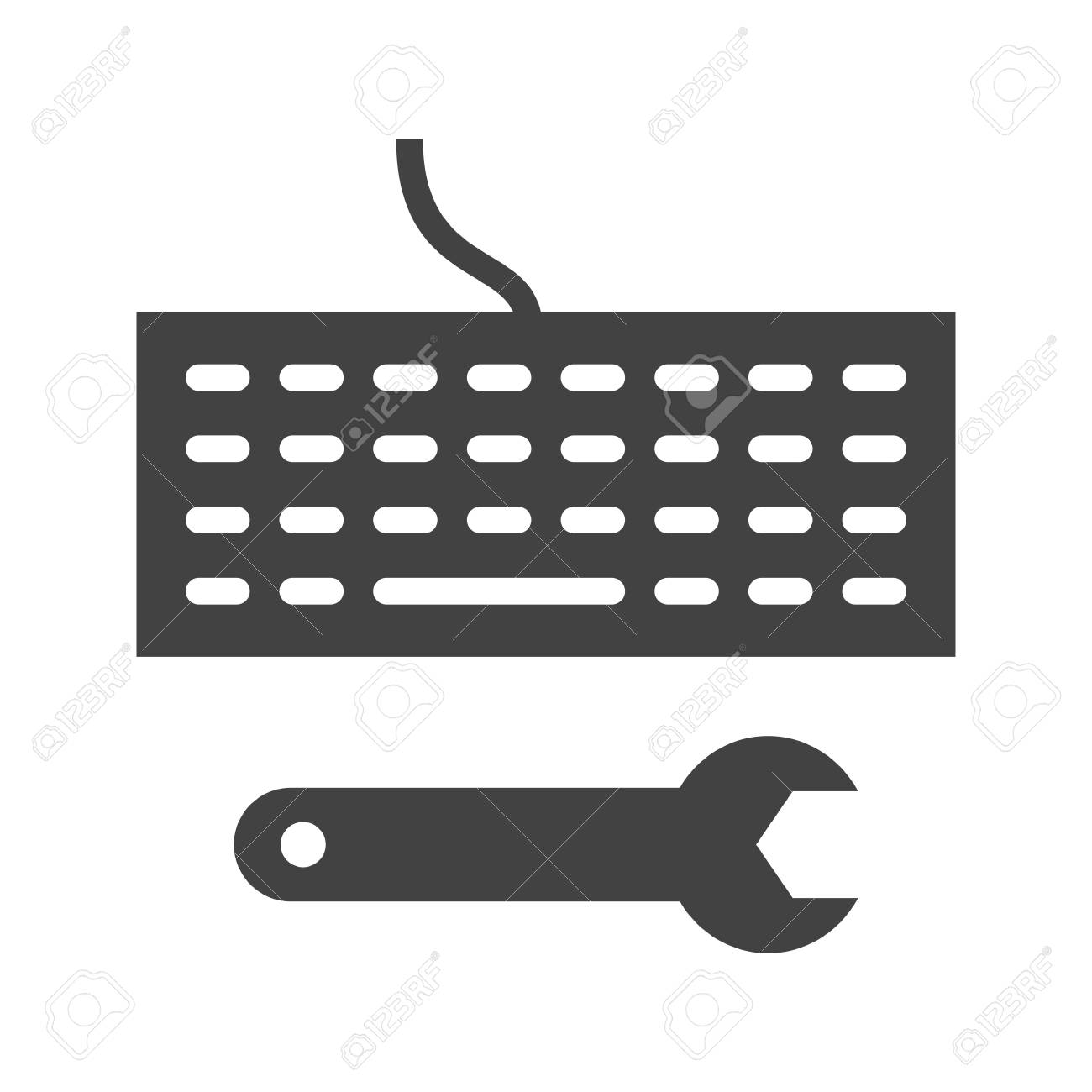 Code Software Engineer Icon Vector Image Can Also Be Used
