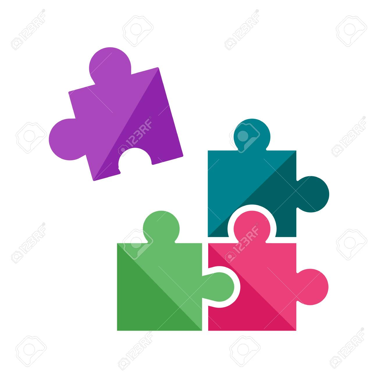 Thinking, logic, skills icon vector image  Can also be used for
